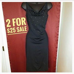 My Michelle little black dress